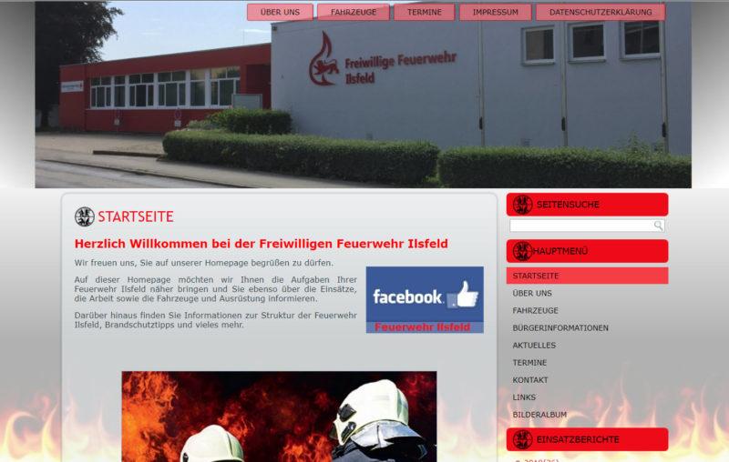 Freiwillige Feuerwehr Ilsfeld